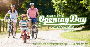 Opening Day for Trails 2017