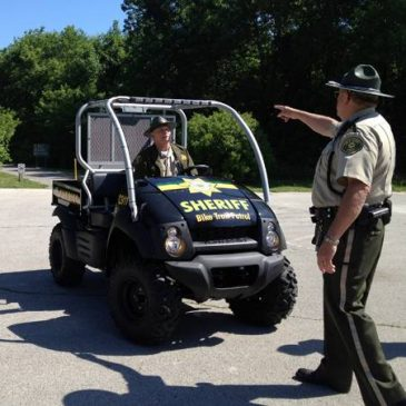 Franklin County Sheriff & EMS to Patrol Prairie Spirit Trail
