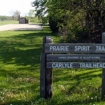 Carlyle Trailhead