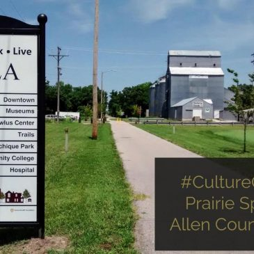 How the Prairie Spirit Trail Contributes to a Culture of Health