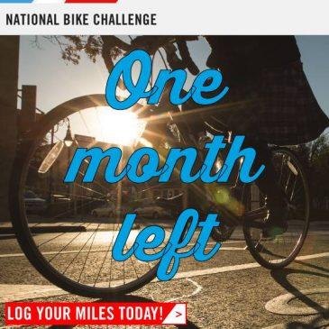 2016 Prairie Spirit Trail Challenge: August