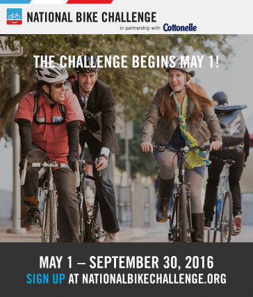 The 2016 Prairie Spirit Trail Challenge is On!