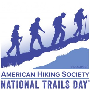 National Trails Day is June 6th