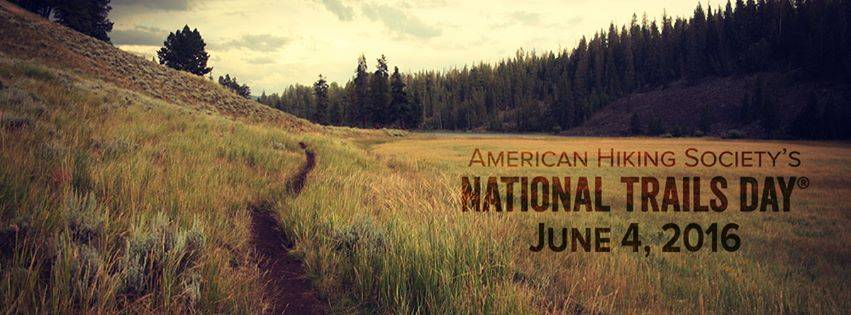 June 4th is National Trails Day, Free Use Day on the Prairie Spirit Trail