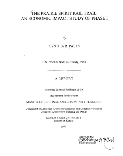 PST-EconomicImpactStudy1997