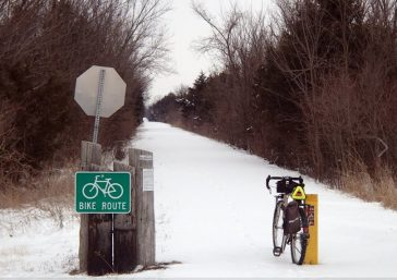 Plan Ahead For Winter Travel on the Prairie Spirit Trail