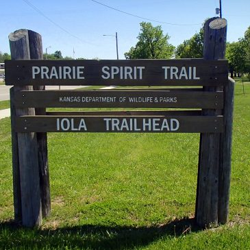 Iola Extension Officially Opens