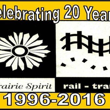 Celebrate the Prairie Spirit Trail's 20th Birthday