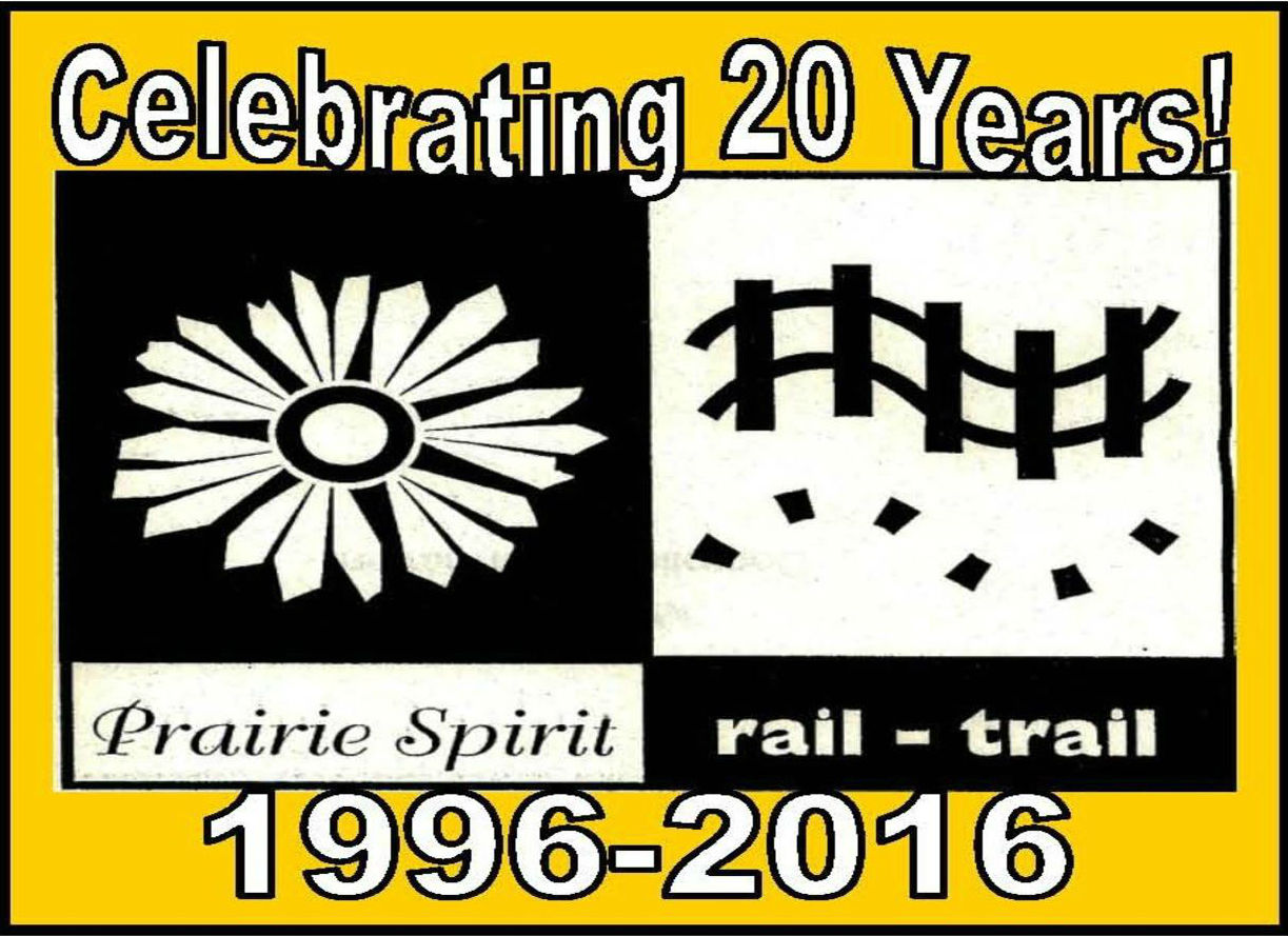 Prairie Spirit Trail 20th Birthday