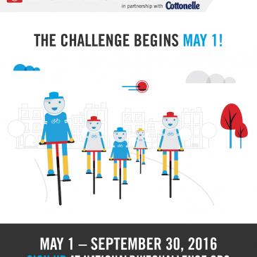 2016 Prairie Spirit Trail Challenge: June