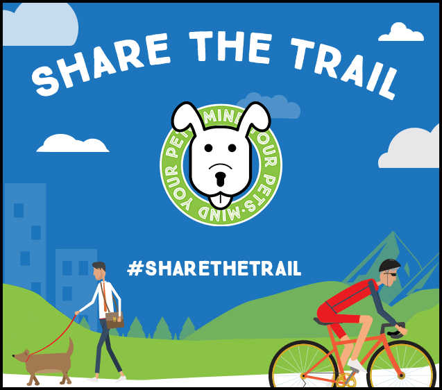 Share the Trail: Mind Your Pets